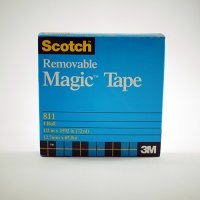 "811 Magic Tape - 1/2"" x 72 yards"