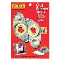 Dot Glue Runner Refill - 2/pack