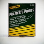 "5/8"" Framers Points - 3,000/box"