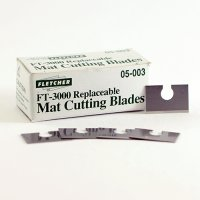 Fletcher-3000 Mat Cutting Blades (100)