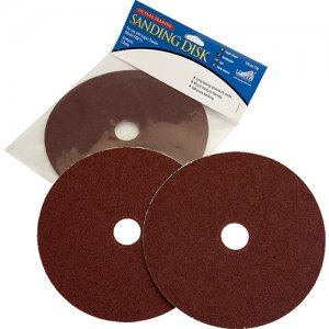 "Logan 8"" Sanding Disk for F200-1 (2/pack)"