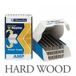 "AMP 7mm (1/4"") V-Nail - Wood"