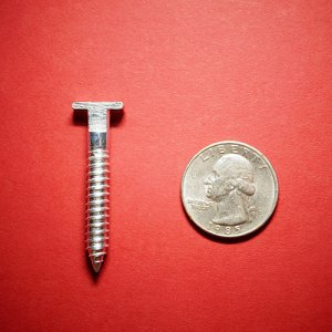 Security T Screws (100)