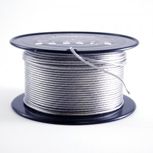 Stainless Steel Vinyl Coated Soft Wire - #3