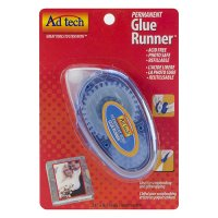 Permanent Glue Runner