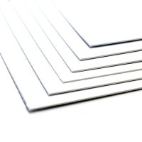 White Blanks - 5x7 - 20/pack