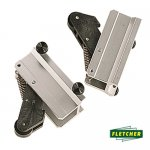 Fletcher Clamp Lifters for 2200 mat cutter