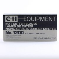 C+H Double Edge Regular Mat Cutting Blades