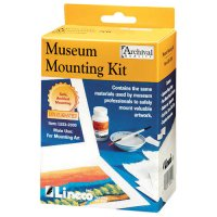 Museum Mounting Kit - 4 oz. Box