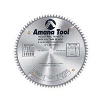 "12"" 100 Tooth Saw Blade with 1"" arbor"