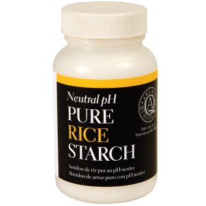 Pure Rice Starch - 2 oz. Bottle