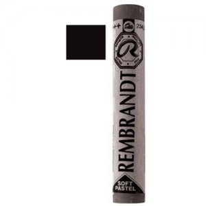 Rembrandt Frame Touch-up Pastel - Black