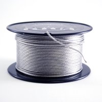 Vinyl Coated Picture Frame Wire - #2
