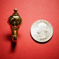 Colonial Push Pin - Brass