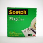 "810 Magic Tape - 3/4"" x 72 yards"