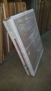 "1/8"" Foam Board (25 Sheets) Packaged for shipping"