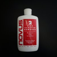 Novus #2 - Restore and Refinish - 8 oz.