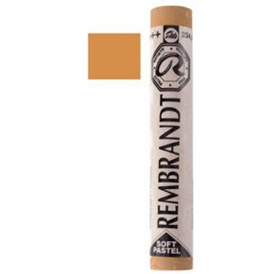 Rembrandt Frame Touch-up Pastel - Yellow Ochre