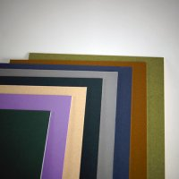 Assorted Blanks - 8x10 - 20/pack