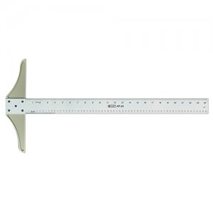 Aluminum Calibrated T-Square - 24""