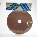 "Logan 10"" Sanding Disk for F200-2 (1/pack)"