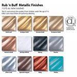 Rub 'n Buff - All 11 Colors