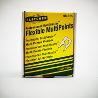 "Fletcher MultiPoints 1/2"" long (approx. 3,000 per box)"