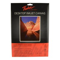 8-1/2 x 11 Inkjet Canvas Sheets - 10/pack
