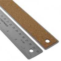 Stainless Steel Ruler - 6""