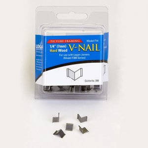 "Logan 1/4"" V-Nails - 200/pack"