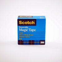 "811 Magic Tape - 1/2"" x 36 yards"