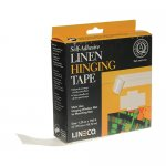"Self Adhesive Linen Tape - 1-1/4"" x 33.3'"