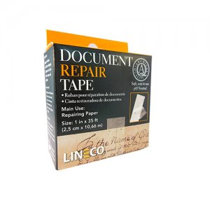 "Document Repair Tape - 1"" x 35'"