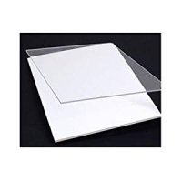 8x10 Clear Acrylic Sheets with UV Blocking - 20/case