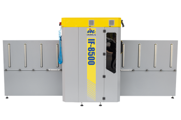 Inmes IF-8500 CNC Drilling Center Front View