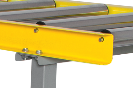 Inmes IMR-8 Rolling Table Extension Fitting The Rollers