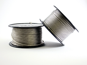 Stainless Steel Vinyl Coated Wire