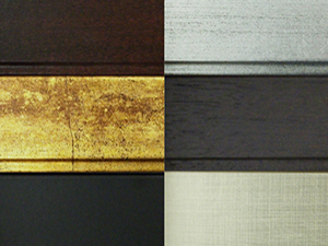 Wood Molding Samples