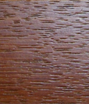 "2"" Antique Dark Walnut Sample"